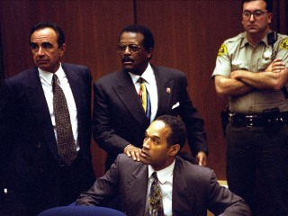 Robert Shapiro Admits Trying on Gloves in O.J. Simpson Trial