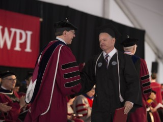 Custodian, 54, Graduates From Engineering School After 8 Years of Cleaning University