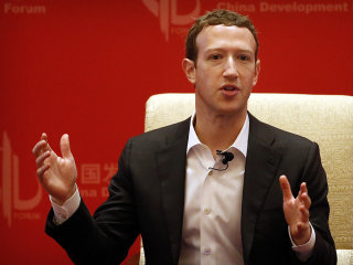 Facebook's Mark Zuckerberg Meets Conservatives Amid 'Trending' Furor