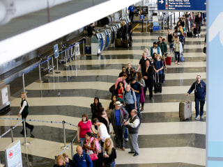 DHS Secretary: Holiday Travelers Should 'Expect Enhanced Security'