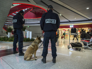 EgyptAir Crash: Here's What Security Is Like at Paris Airport