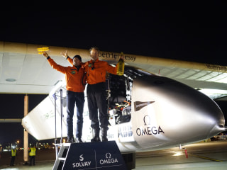 Solar Impulse 2 Lands in Ohio to Complete Latest Leg of Global Trip