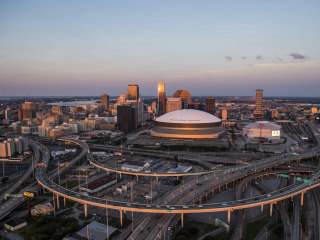 Parts of New Orleans Are Sinking Fast, Study Finds