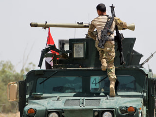 Iraqi Forces Begin Massive Offensive to Retake Fallujah