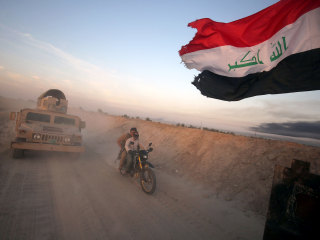 Iraqi Forces 'Liberate' Villages From ISIS in Fallujah Offensive