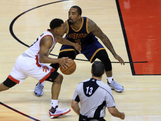 NBA Playoffs: Raptors Stun Cavaliers in Game 4 to Even Series