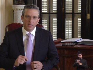 Puerto Rico Gov. Padilla Unveils New Budget Plan for 2017