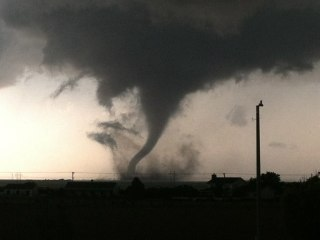 Two Critically Injured in Dodge City, Kansas, Tornado