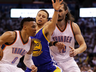 NBA Playoffs: OKC Easily Pushes Warriors to Brink of Elimination