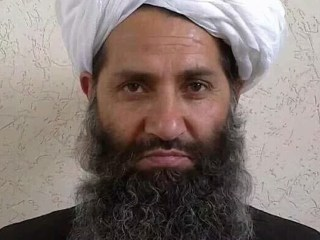 Haibatullah Akhundzada Named New Leader of Afghan Taliban