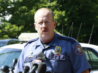 Portland Police Chief Larry O'Dea On Leave Amid Probe He Covered Up Shooting