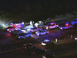 Motorist Hit by Gunfire on Highway Near Phoenix