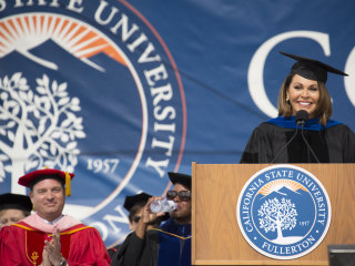Latino Students Weigh in on Univision Anchor Booed at Graduation