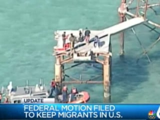 Emergency Motion Filed for Cubans Found on Lighthouse