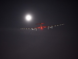 Solar Impulse 2 Lands in Pennsylvania in Latest Leg of Global Journey