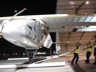 Solar Impulse 2 Lands in Pennsylvania in Latest Leg of Global Journey