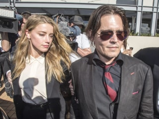 Judge Orders Johnny Depp to Stay Away From Estranged Wife Amber Heard: Report
