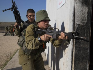 Israel's Karakal Battalion: Meet Women on Front Line Against ISIS
