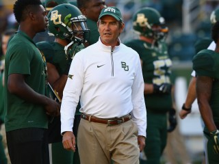 Baylor Fires Football Coach Amid Sexual Assault Investigation