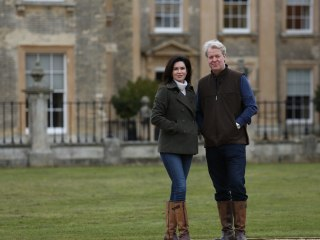 Heir B & B: Orphans to Get Boost from Princess Diana's Althorp