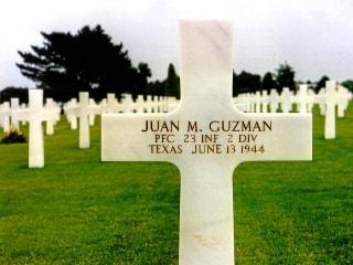 On Memorial Day, Latino Veterans Honor Fallen Friends, Family