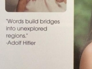 High School Apologizes After Yearbook Includes Hitler, Stalin Quotes