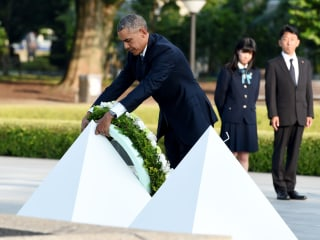 Obama Becomes 1st Sitting U.S. President to Visit Hiroshima