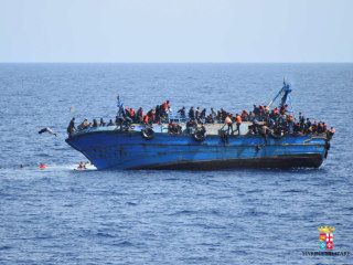 Thousands of Migrants Rescued From Mediterranean Sea in 72 Hours