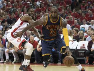 Cleveland Cavaliers Defeat Toronto Raptors to Reach NBA Finals