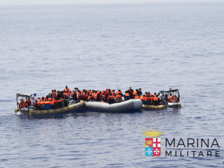 Migrant Boats in Mediterranean Spike as Another 45 Bodies Recovered, 135 Rescued
