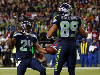 Seahawks WR: I'm Most Certain Marshawyn Lynch Isn't Coming Back