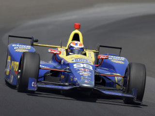 Alexander Rossi Wins 100th Indy 500 in Fuel Mileage Stunner