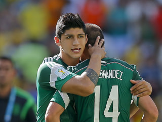 Mexican Police Mount Big Hunt for Kidnapped Soccer Star Alan Pulido