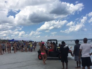 Shark Attacks Teen in Neptune Beach, Florida