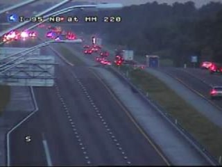 Multiple People Killed in I-95 Wreck Near Orlando, Florida