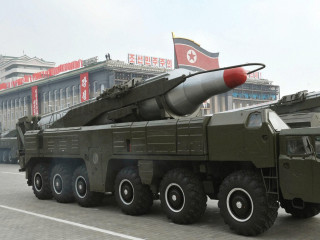 North Korea's Test Launch of Musudan Missile Ends in Failure: South