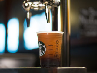Starbucks Expands Iced Coffee Lineup, Goes 'Nitro'