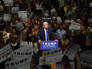 Trump's Down-Ballot Problem: Enthusiasm