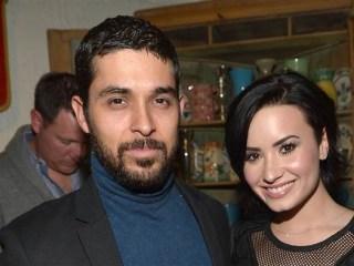 Demi Lovato, Wilmer Valderrama Call It Quits