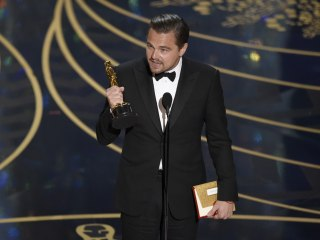 Leonardo DiCaprio As a 13th-Century Persian Poet? Why Not, Says Hollywood