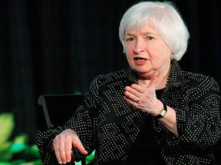 Fed's Janet Yellen Signaled Two Interest Rate Hikes Likely This Year