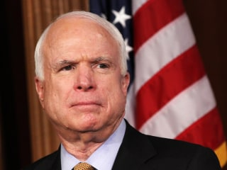 From LGBT Opponent to Advocate: McCain Stands Firm on Defense Bill