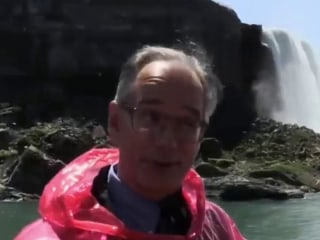 Meet the Man Responsible for How Much Water Comes from Niagara Falls