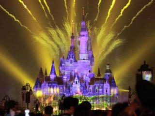 Shanghai Disneyland Launches With Disney Characters, Distinctly Chinese Flavor
