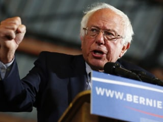 Sanders Says He Favored Clinton Pick More Progressive VP