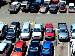 Avoid parking rage on Black Friday! How to find a spot every time