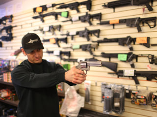 American Medical Association Votes to Lobby Congress Over Gun Research