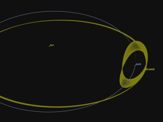 Surprise! Newfound Asteroid is 'Quasi-Moon' of Earth