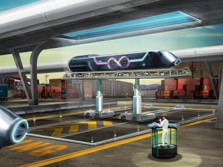 Hyperloop Wars? The Pressure to Reach 700 mph Sparks Fierce Rivalry