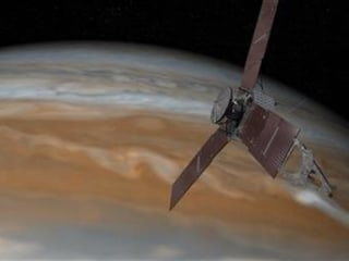 NASA's Juno Solar Spacecraft Has July 4 Date With Jupiter